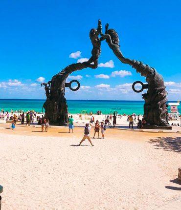 Relajate en Playa del Carmen con unas vacaciones todo incluido