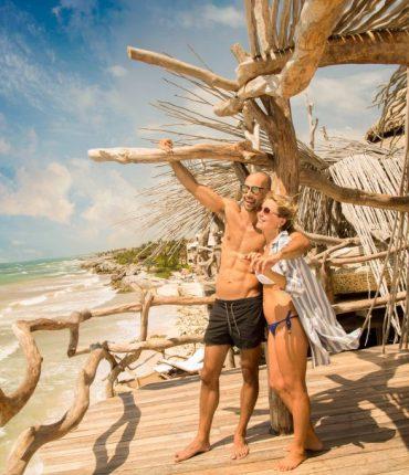 Escapate por 7 noches a la Riviera Maya viajando con Latam