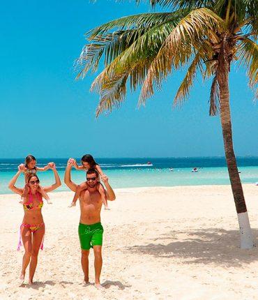 Cancún en vacaciones de verano por 7 noches