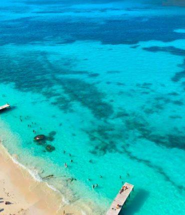 Vacaciones de verano en la paradisíaca Costa Mujeres