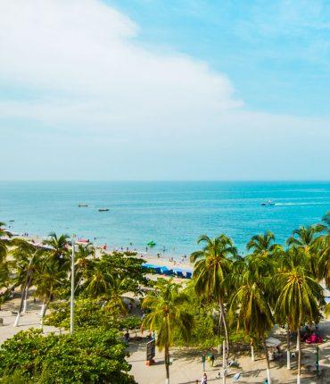 Santa Marta y Bogotá para disfrutar cultura, montaña y mar Caribe