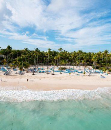 Punta Cana marzo/mayo: 10 noches en el Riú Naiboa all inclusive