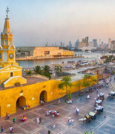 Vivi Cartagena en Lujoso Resort All Incluve - Verano 2020