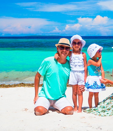 San Andres en Familia All Inclusive Piscina y Area de Juegos para Niños